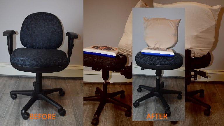 Diy Ergonomic Chair Workstation Hacks
