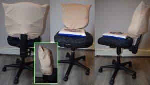 DIY Ergonomic Chair & Workstation Hacks - Save Money & Your Back 2