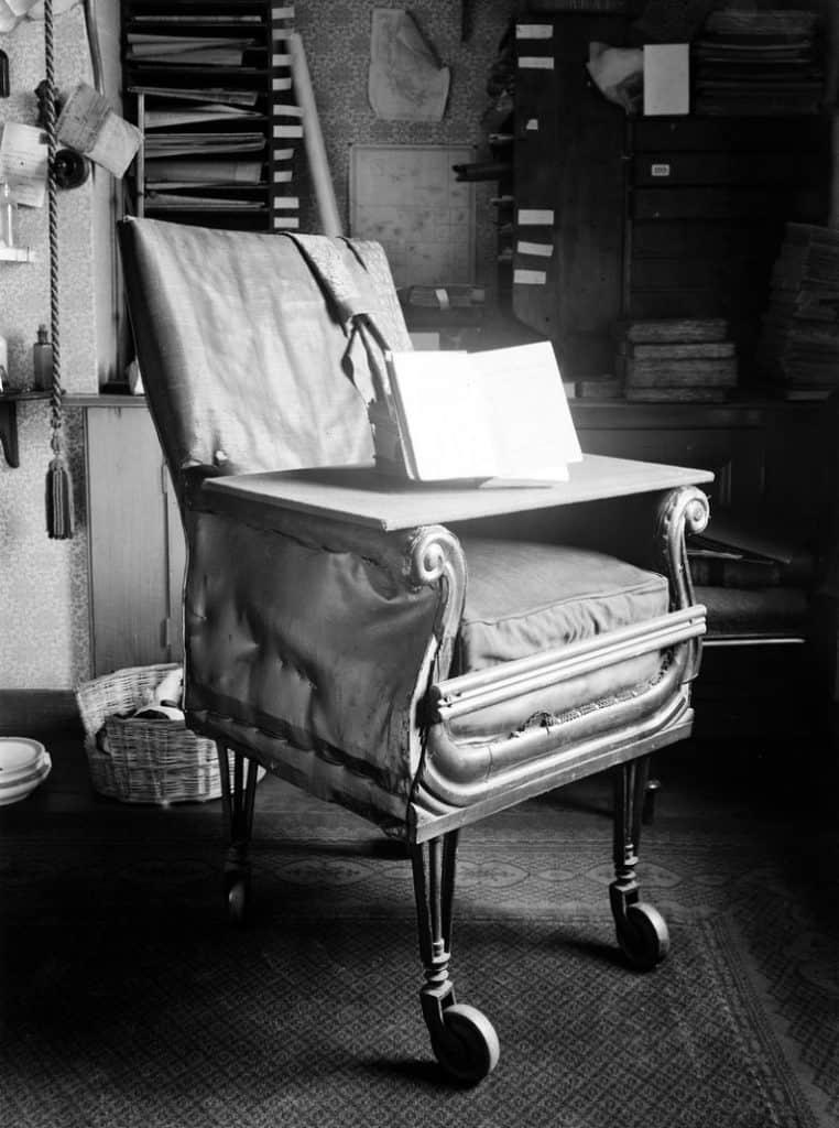 Charles Darwin Created Modern Office Char