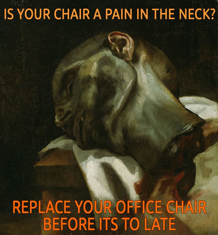 When To Replace Your Chair