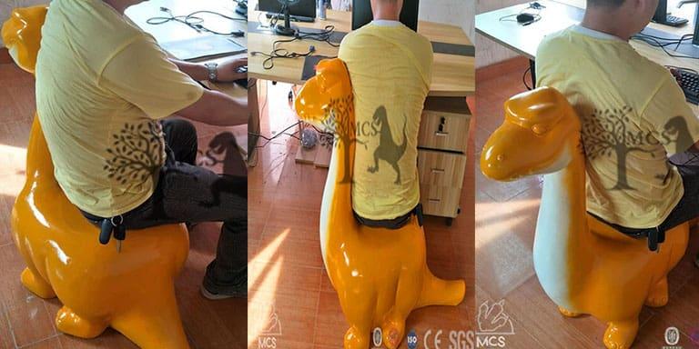 Dinosaur-Office-Computer-Chair