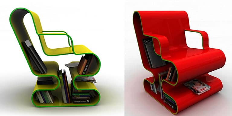 The Ofo Reading Chair