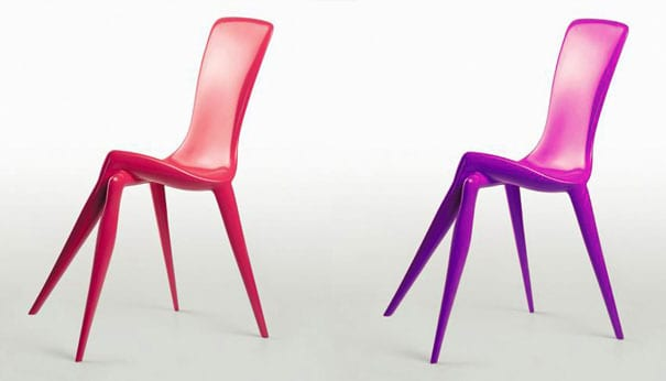 The Pink Chair \ The Purple Chair