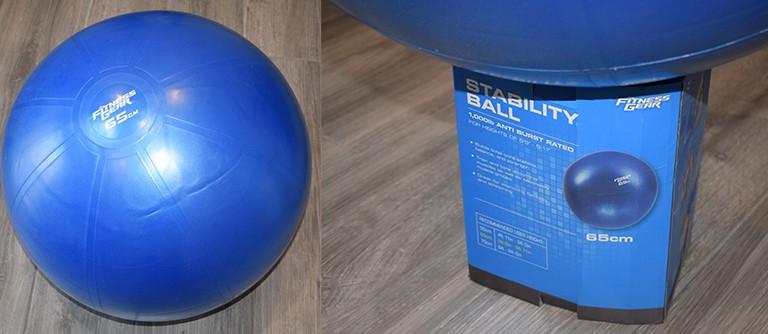 Energy Ball For Sitting