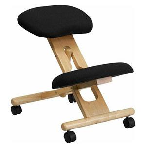 Single Padded Kneeling Chair