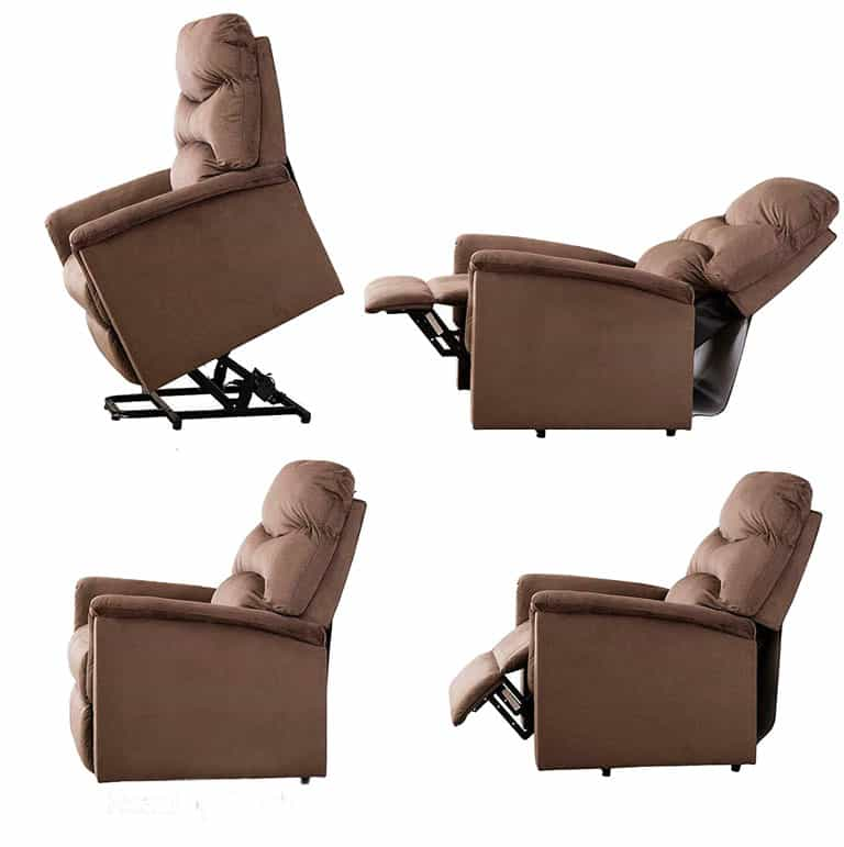 Are Lift Chair Recliners The Best Armchairs For The Elderly?