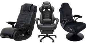 Types of Chairs With Speakers