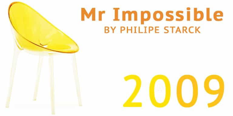 Mr. Impossible Chair 2009