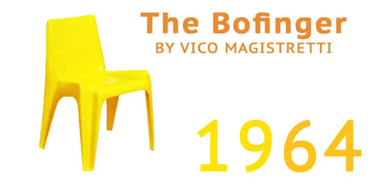 The Bofinger Chair 1964