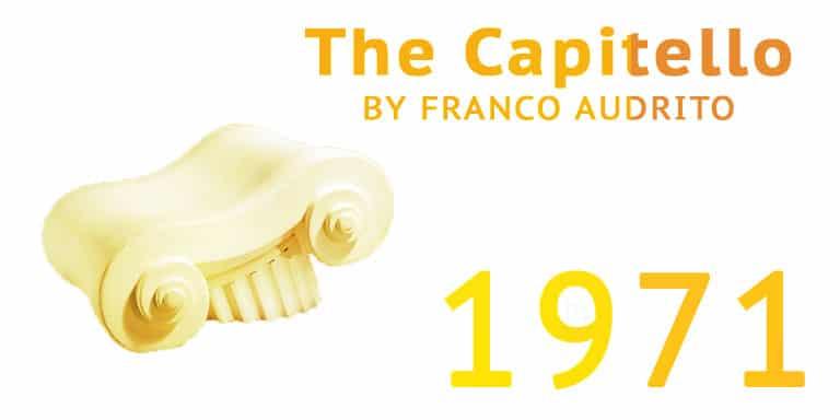 The Capitello Chair 1971