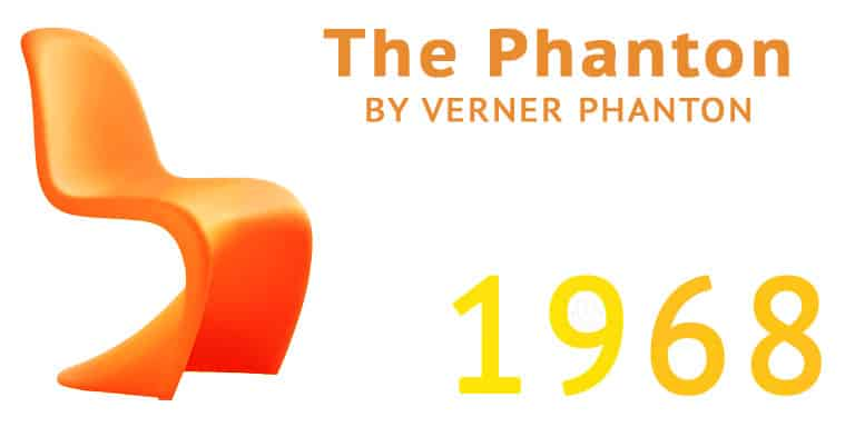 The Phanton Chair 1968