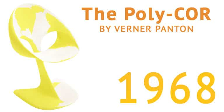 The Poly-COR Chair 1968
