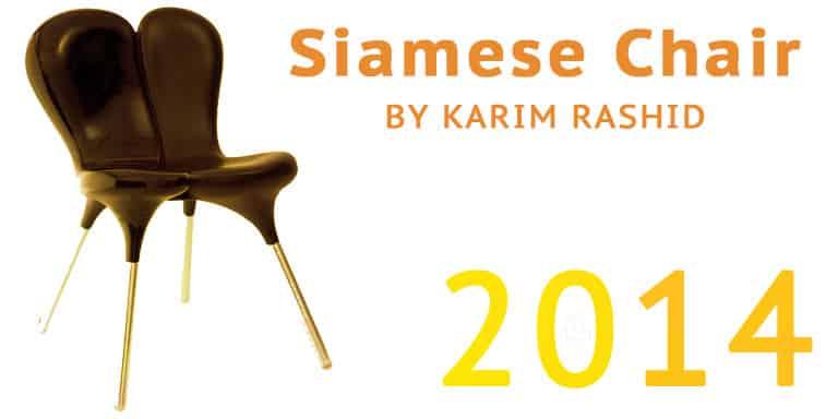 The Siamese Chair 2014