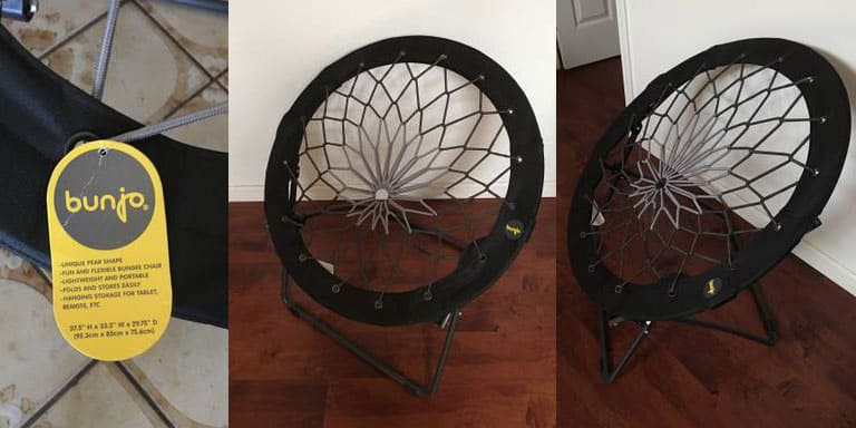 Butterfly Bungee Chairs